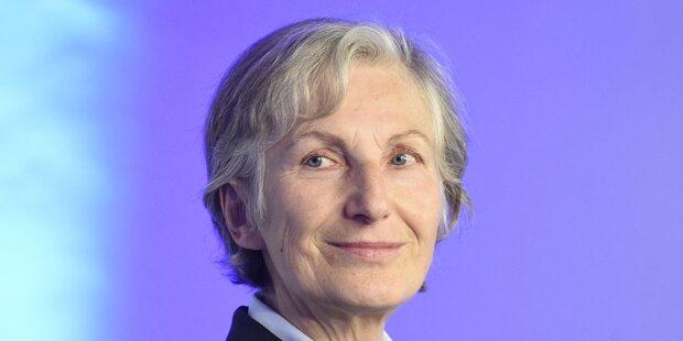 Hofburg: Griss schon Umfrage-Siegerin