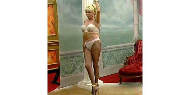 Ivana Trump lässt die Hüllen fallen