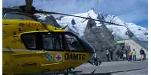 2 Tote bei schwerem Bergunfall am Großglockner