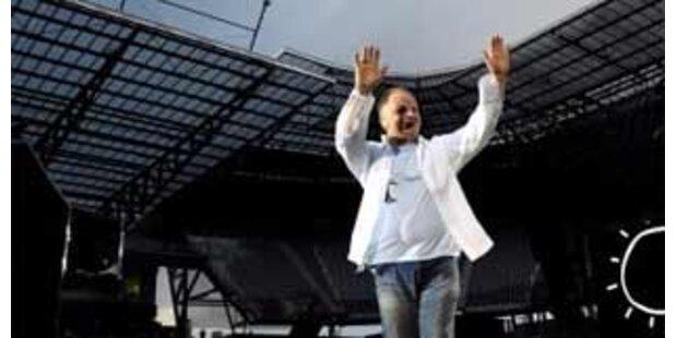 Grönemeyer statt Fußball im Wörthersee-Stadion