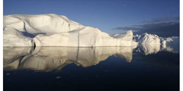 Grönlandeis schmilzt weiter