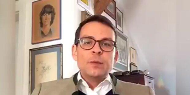 Wut-Video: Grosz rechnet mit Wien ab