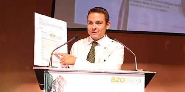 Grosz ist steirischer BZÖ-Spitzenkandidat