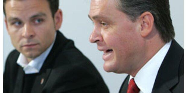 BZÖ will Anti-Korruptionsgesetz für Abgeordnete