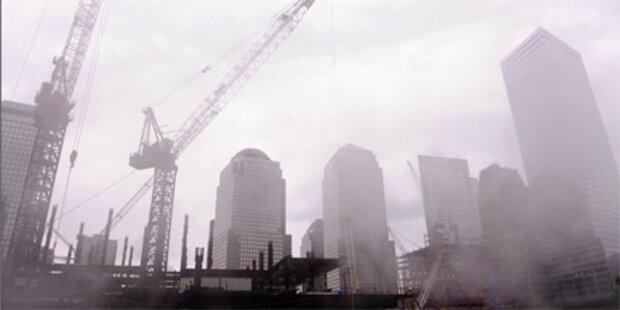 Schiff auf Ground-Zero-Baustelle gefunden