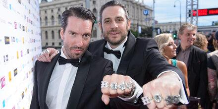 Boss Hoss gewinnen World Music Award