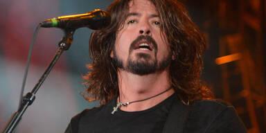 Die Foo Fighters nehmen eine Auszeit