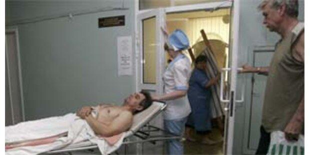 Zehn tote Kumpels bei Grubenunglück in Ukraine