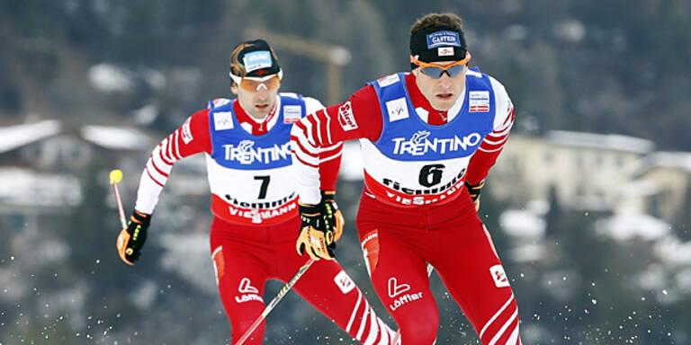 ÖSV-Teams Fünfter und Sechster