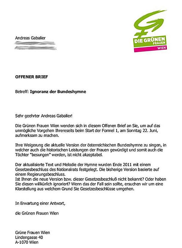 Shitstorm Nach Grünen Kritik An Gabalier