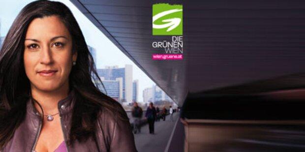 Grün-Plakate erregen Müsli-Fraktion