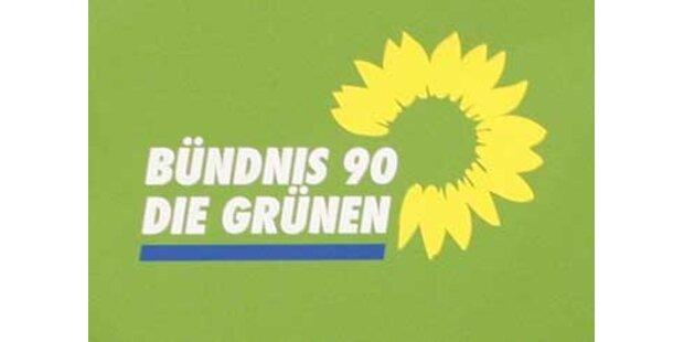 Neues Logo für die deutschen Grünen