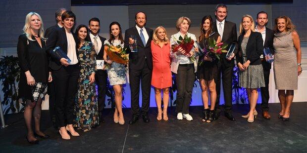 Das sind die Gewinner des 1. gesund&fit-Awards