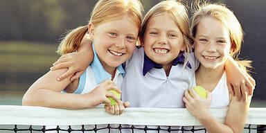 Kinder Tennis Camps