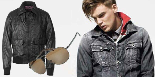 Fashion-Essentials der Saison für 'Ihn'
