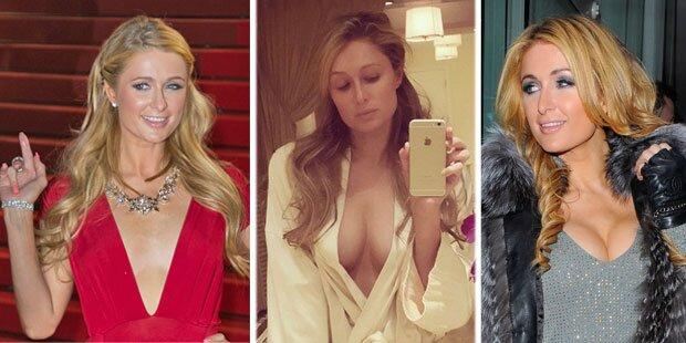 Paris Hilton: Brust-OP-Geständnis?