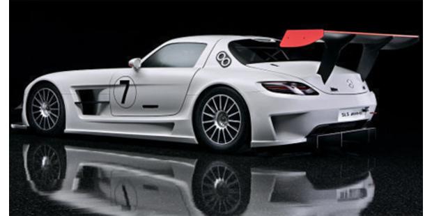 Renngerät Mercedes SLS 63 AMG GT3