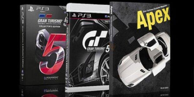 Gewinnen Sie die GT5 Collector's Edition