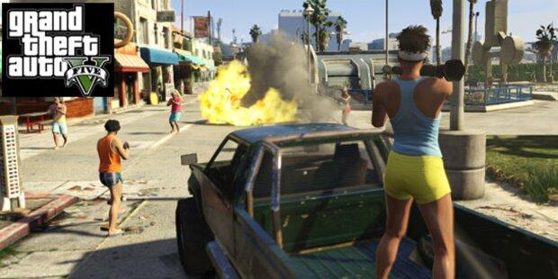GTA 5: Erstes großes Update kommt
