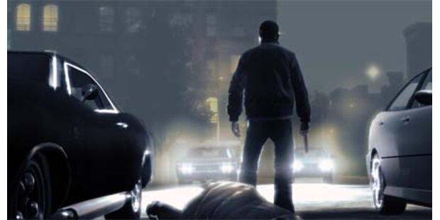 Polizeieinsatz weg. videospielendem Kind