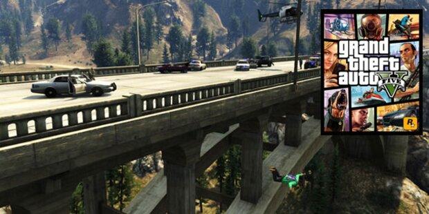 GTA 5-Start: Letzte Infos vom Super-Game