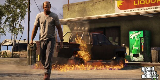 Grand Theft Auto kommt ins Fernsehen
