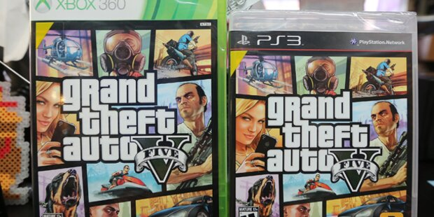 Action-Kracher GTA 5 bricht alle Rekorde