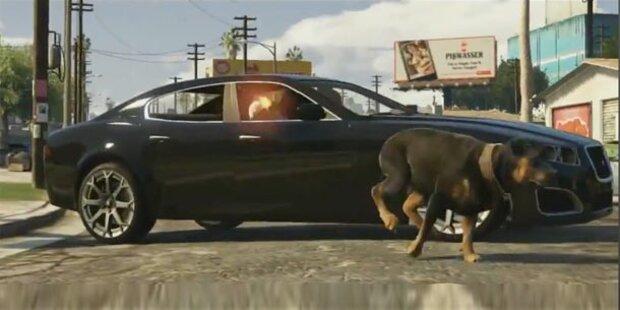 GTA 5 knackte 1-Milliarde-Dollar-Marke