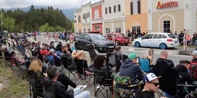 GTI-Vortreffen: Fans sorgten für Chaos