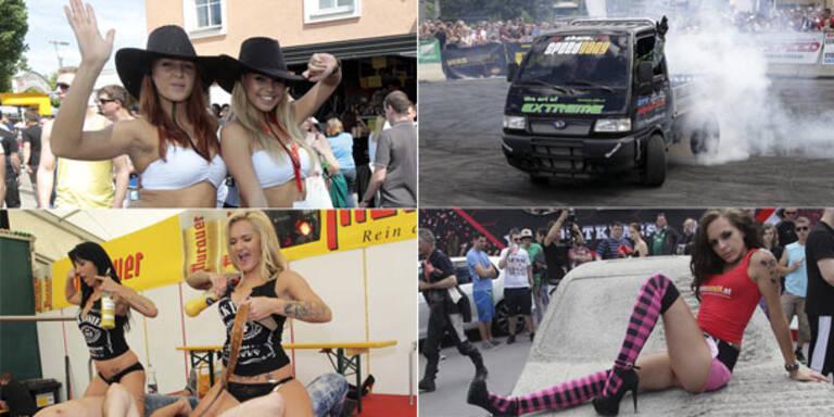 Die besten Fotos vom GTI-Treffen 2014