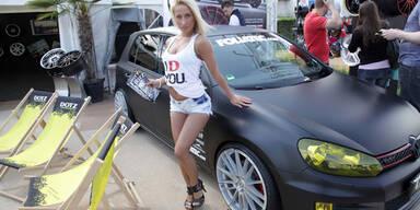 GTI-Treffen 2013: Coole Autos & wilde Partys