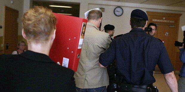 Ex-Polizist überfiel Geldtransporter: 8 Jahre Haft