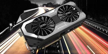 GTX 1070 mit gewaltiger Grafik-Power