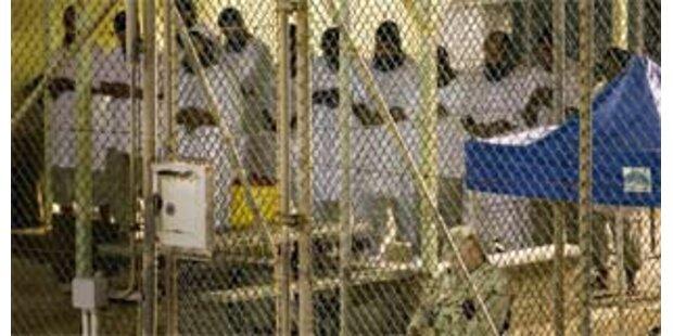 Prominente Guantanamo-Häftlinge pochen auf Prozess