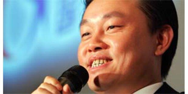 Reichster Chinese festgenommen