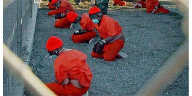 Guantanamo-Häftling beging Selbstmord
