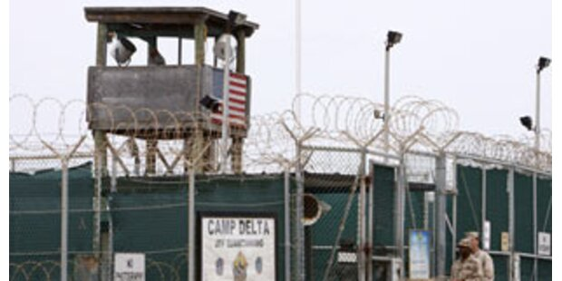 Guantanamo-Häftling schnitt sich Kehle durch