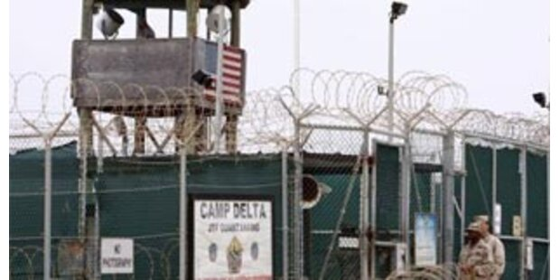 Bin Ladens Fahrer bekannte sich nicht schuldig