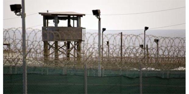 Guantanamo wird erst später geschlossen
