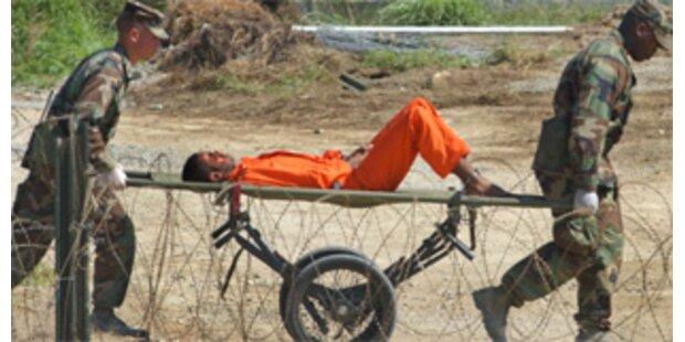 Geheimplan zur Aufnahme von Guantanamó-Häftlingen