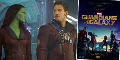 """""""Guardians of the Galaxy"""": Die schrägsten Space-Helden"""