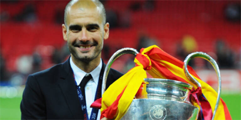 Guardiola bleibt bei Barcelona