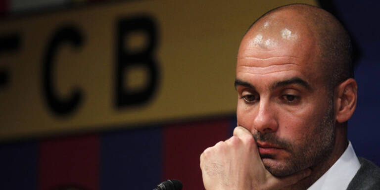 Guardiola verlässt Barcelona