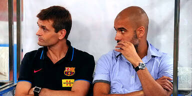 Guardiola nach Vilanova-Tod geschockt