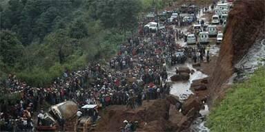 Notstand wegen Unwettern in Guatemala