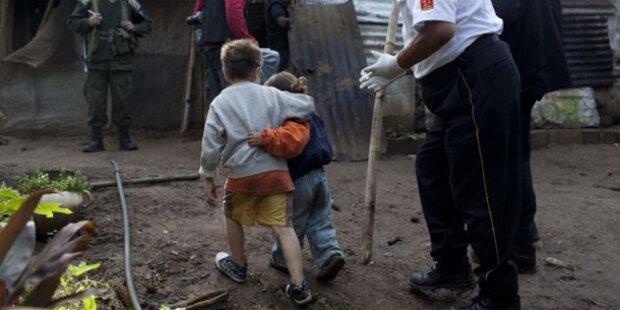Familie in Guatemala erschossen