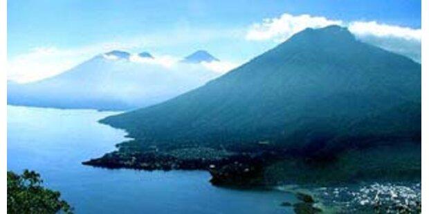 Erdbeben der Stärke 6,1 erschütterte Guatemala