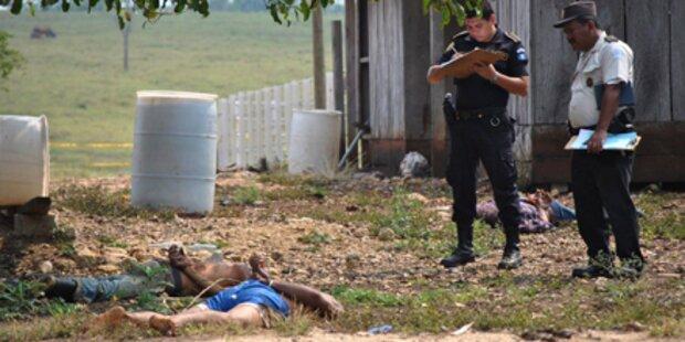 28 enthauptete Leichen entdeckt