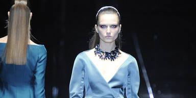 Gucci eröffnet Mailänder Fashion Week
