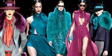 Gucci Mailand Fashion Week